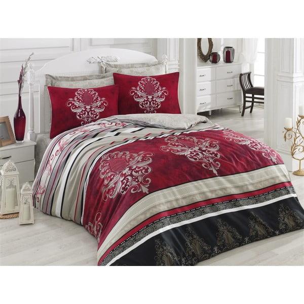 Obliečky s plachtou Azra Claret Red, 200x220cm