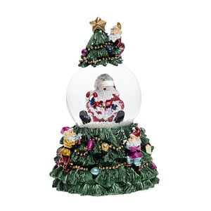 Snehová guľa Santa and Music