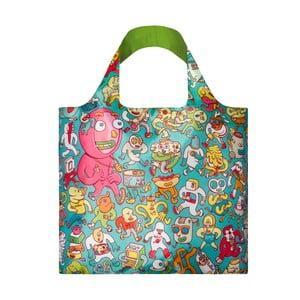 Skladacia nákupná taška Folks