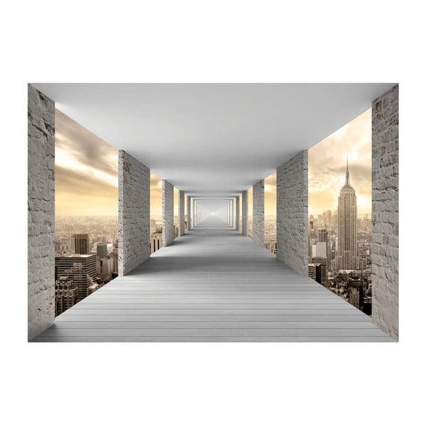 Veľkoformátová tapeta Artgeist Skyward Corridor, 400×280 cm