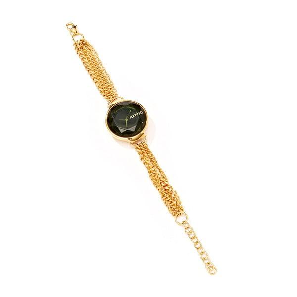 Dámske hodinky Orchard Chain Emerald
