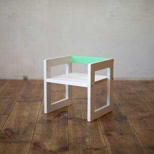 Detská stolička Just Green