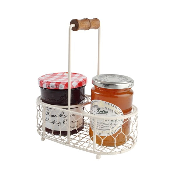 Kovová prenoska Provence Cream