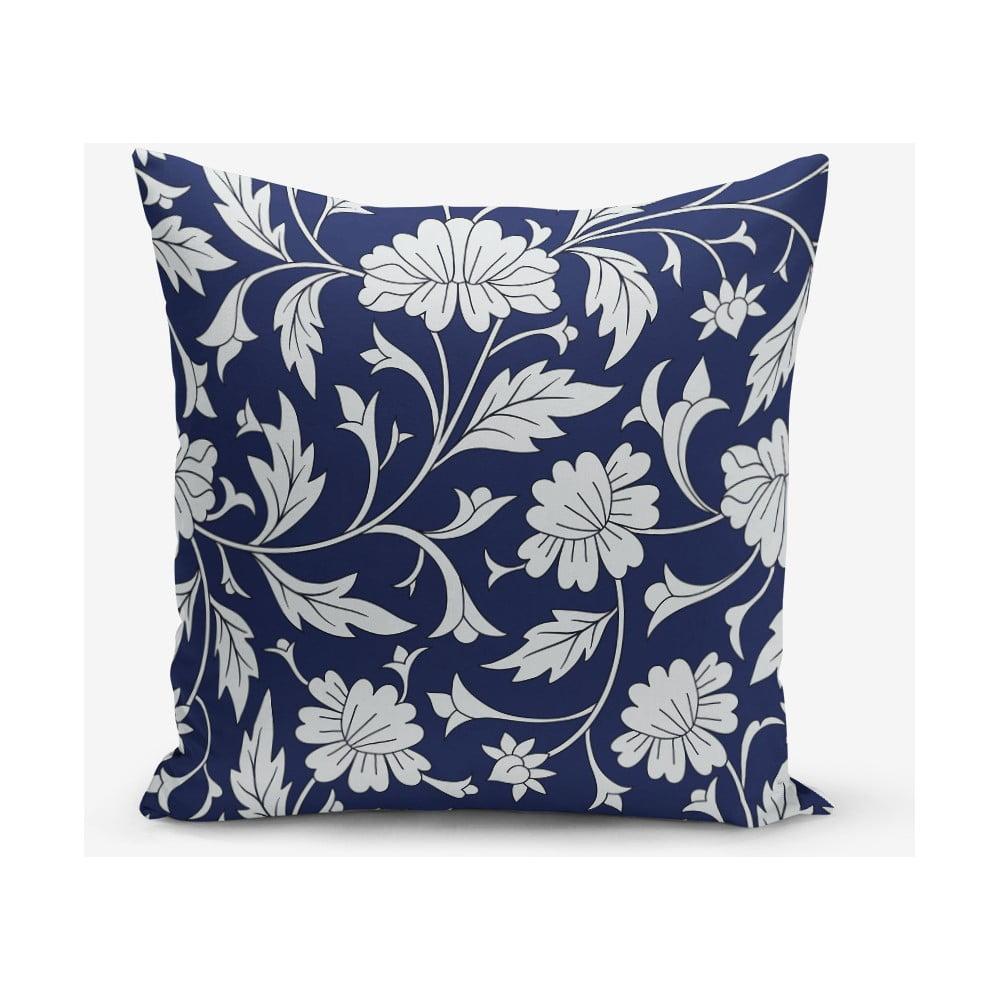 Obliečka na vankúš s prímesou bavlny Minimalist Cushion Covers Flora, 45 × 45 cm