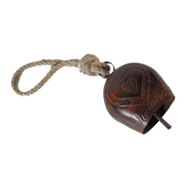 Zvonček Bell Antic Heart