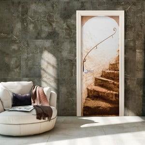 Tapeta na dvere v rolke Bimago A Secret Place, 80 x 210 cm