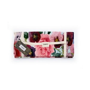 Piknik deka Surdic Manta Picnic Flowers s motívom kvetín, 170 cm