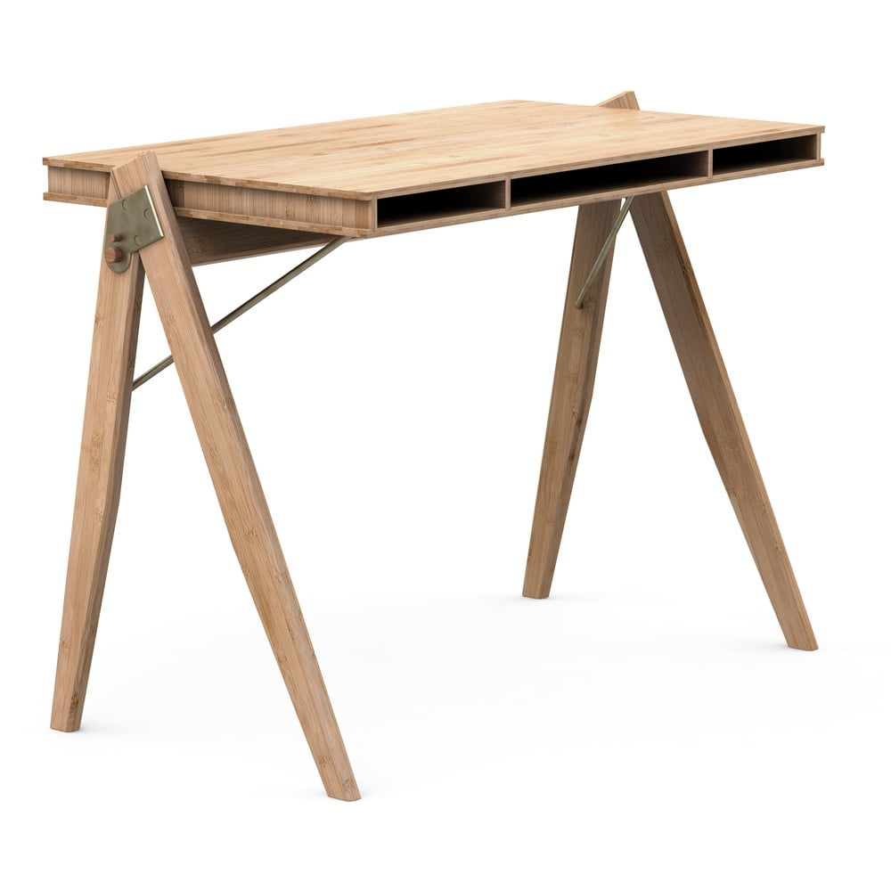 Pracovný stôl z bambusu Moso We Do Wood Field