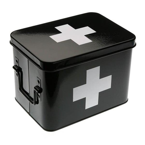 Lekárnička First Aid Black
