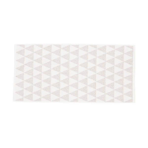 Sada 2 béžovo-bielych froté uterákov Casa Di Bassi Simon, 50 x 100 cm