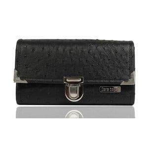 Čierna peňaženka Dara bags Purse Big No.299