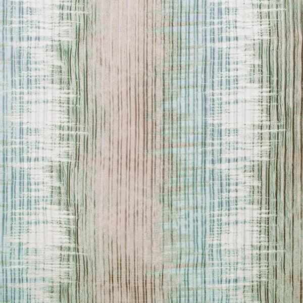 Záves Zaza Turquoise, 135x270 cm