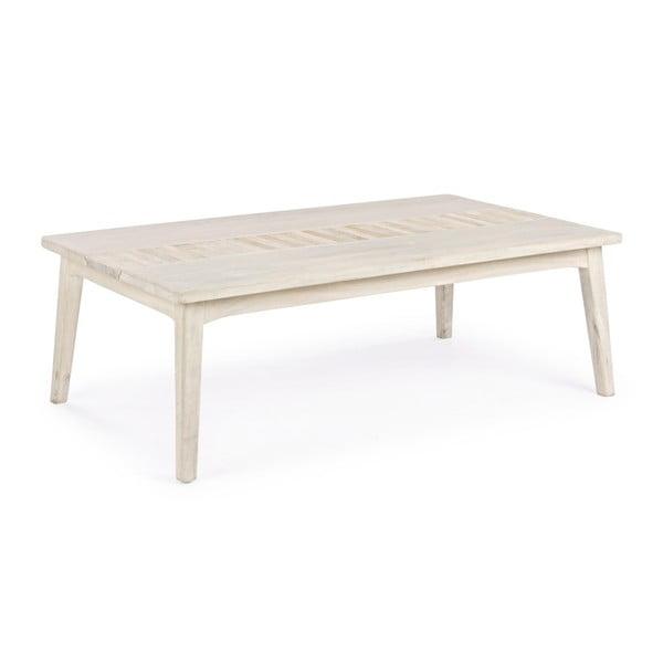 Konferenčný stolík z mangového dreva Bizzotto Dexter, 120 x 70 cm