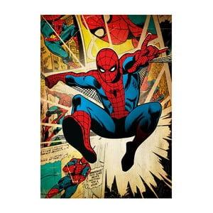 Nástenná ceduľa Marvel Silver Age - Spiderman