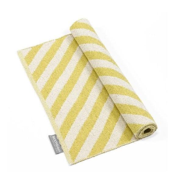 Koberec Stripes Mustard