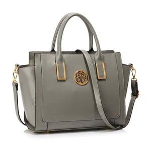 Sivá kabelka L & S Bags Prey