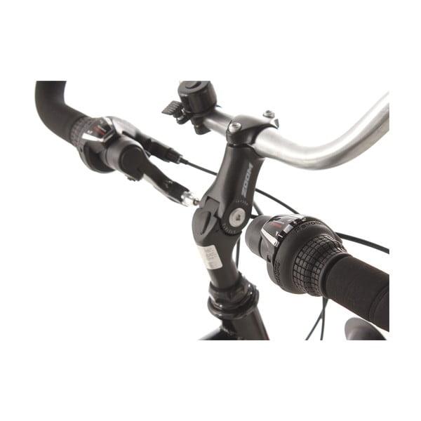 """Bicykel Trekking Bike Black, 28"""", výška rámu 58 cm"""
