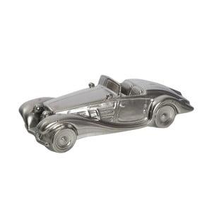 Sivé dekoratívne auto Mauro Ferretti Macchina Old Style