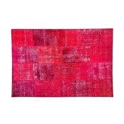 Vlnený koberec Allmode Red, 200x140 cm