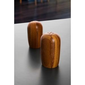 Bambusová soľnička a korenička Bambum Piparo