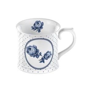 Porcelánový hrnček Floral Spot, 400 ml
