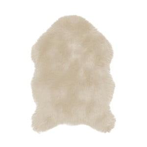 Béžová umelá kožušina Tiseco Home Studio Sheepskin, 60 × 90 cm