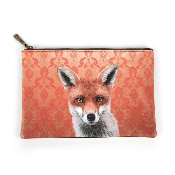 Plochá taštička Fox, veľká