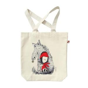 Plátenná taška Čiapočka