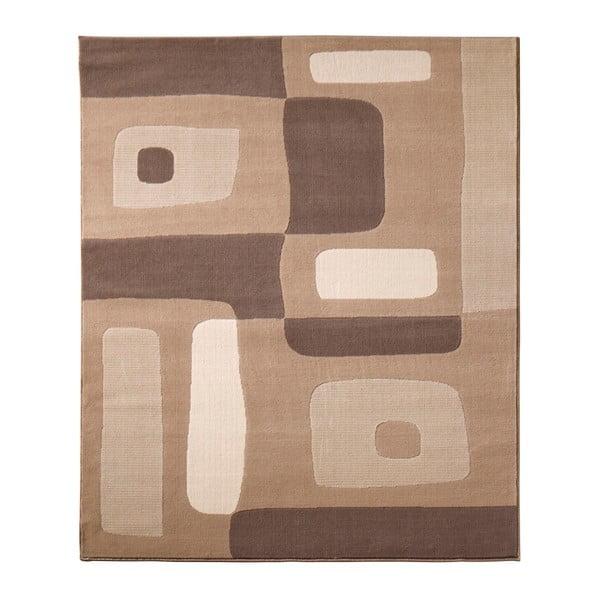 Koberec Hanse Home Hamla Will Brown, 80 x 150 cm