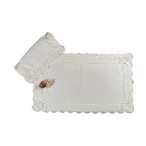 Sada 2 kúpeľňových predložiek Maco Cotton Mufal