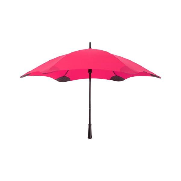 Vysoko odolný dáždnik Blunt Classic 120 cm, ružový