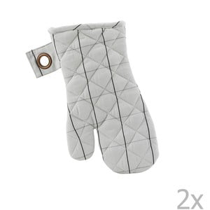 Sada 2 chňapiek House Doctor Gloves
