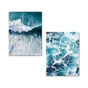 Sada 2 obrazov Onno Waves