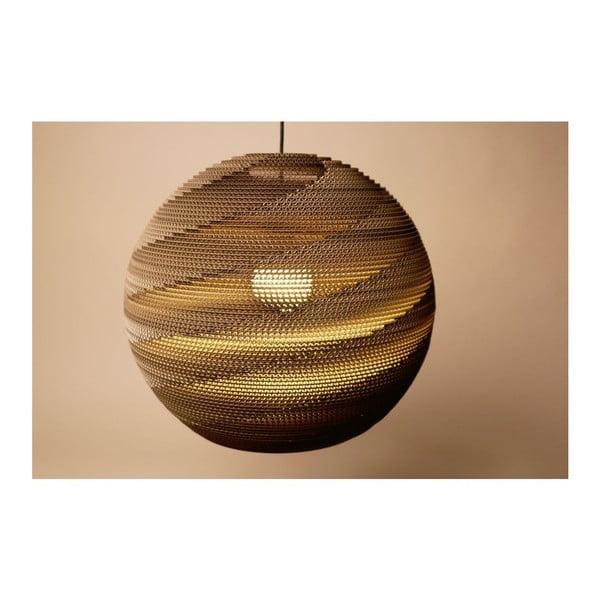 Kartonové tienidlo Sphere
