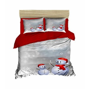 Vianočné obliečky na dvojlôžko Viky, 200×220 cm