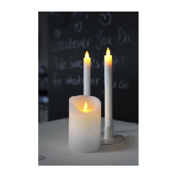 LED sviečka Twinkie, 13 cm