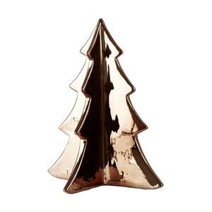 Dekoratívna soška KJ Collection Tree Bronze, 21,5cm