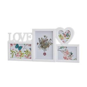 Fotorám na 4 forografie Unimasa Love, 46 x 22 cm