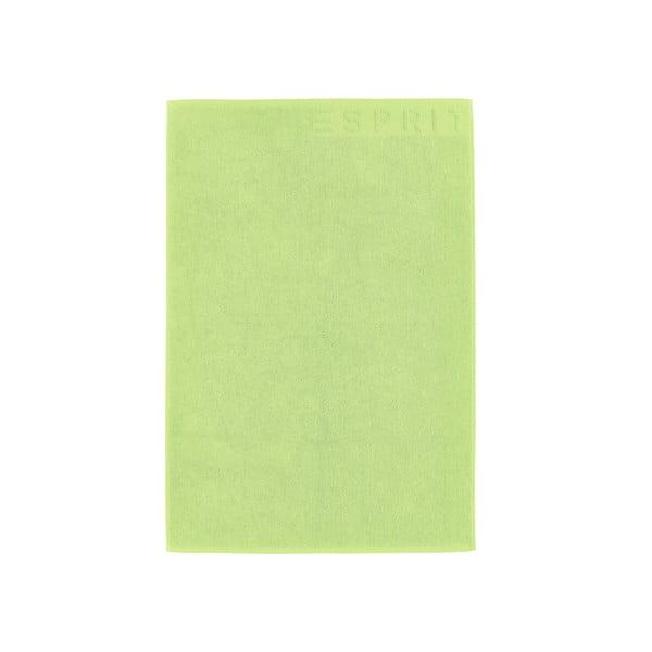 Kúpeľňová predložka Esprit Solid 60x90 cm, limetková