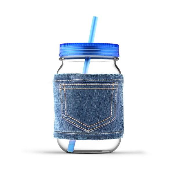 Pohár Jeans Blue