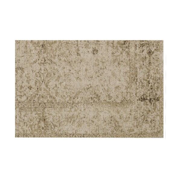 Vlnený koberec Canada, 160x230 cm, hnedý