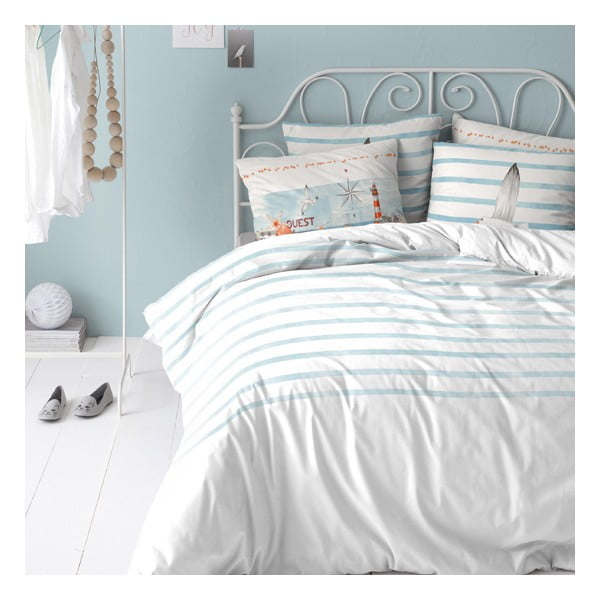 Obliečky Brest White, 240x200 cm
