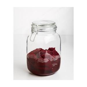 Pohár Glass Jar, 1500 ml
