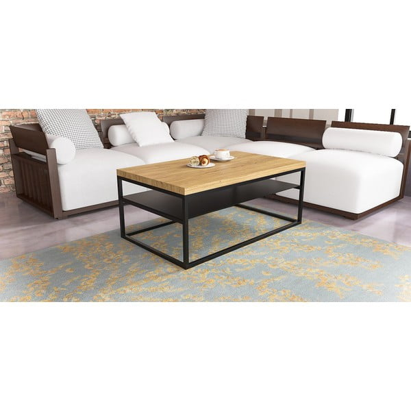 Konferenčný stôl Malmo Black