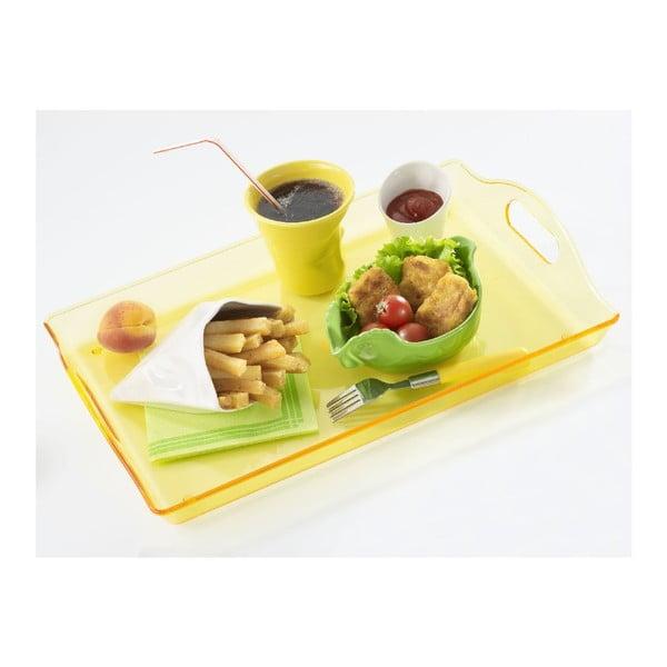 Zapekacia miska v tvare sliepky Happy Cuisine 0,2 l, limetková