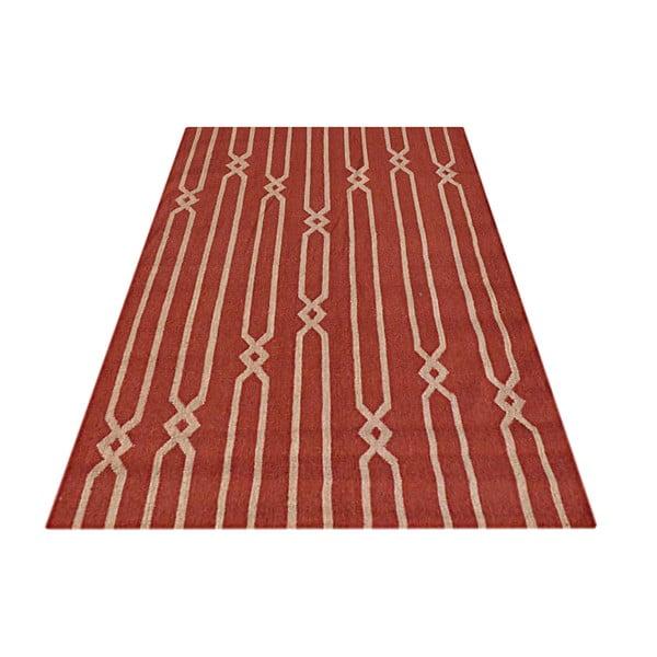 Ručne tkaný koberec Kilim D no.739, 120x180 cm