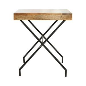 Jedálenský stôl s doskou z mangového dreva House Doctor Brooklyn
