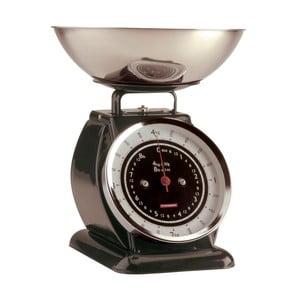 Kuchynská váha Bella Scales, čierna