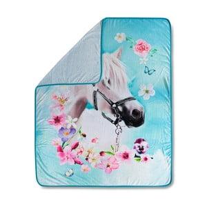 Prikrývka Muller Textiels My Beauty Multi, 130×160 cm