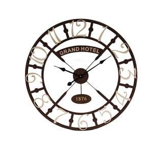 Nástenné hodiny Antic Line Grand Hotel
